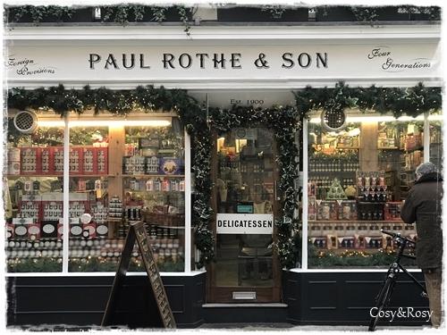 Paul Rothe & Son ロンドン デリ