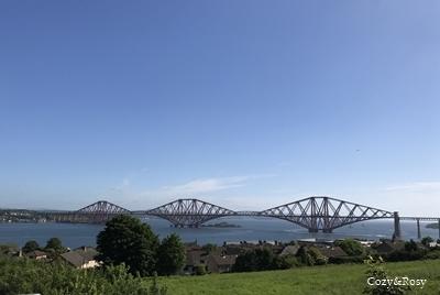 スコットランドの世界遺産「フォース鉄道橋」