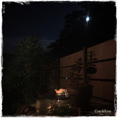 今宵はお月様とともに 20190617