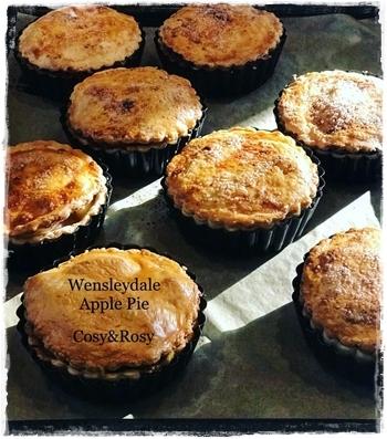 WensleyDale Apple Pie 英国菓子