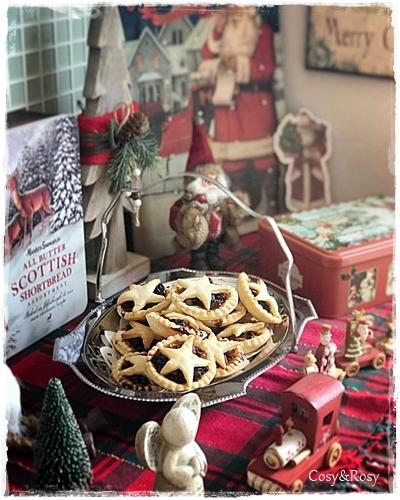 ミンスパイ 英国のクリスマス菓子
