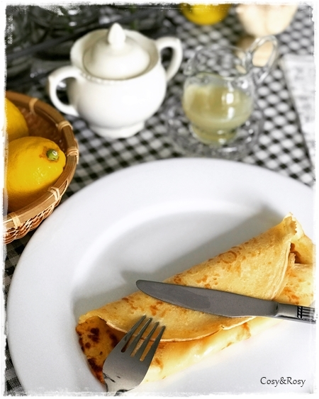 パンケーキ 英国伝統スタイル