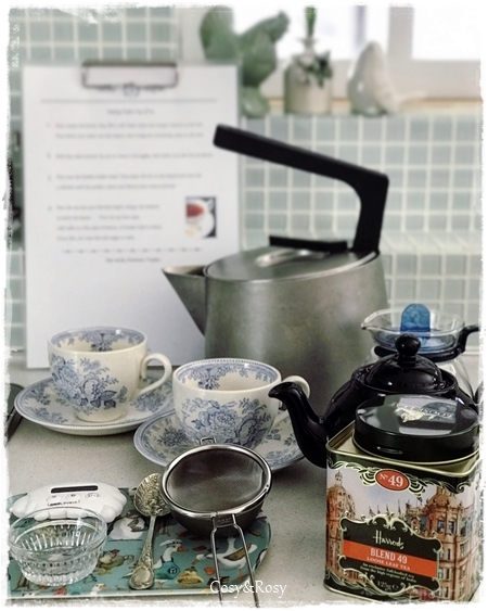 Teatime English