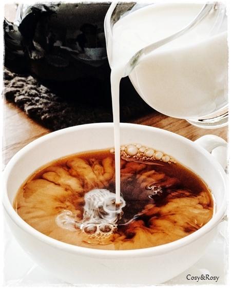 紅茶調合室の運営について