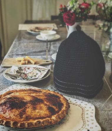 ウェンズリーデール風アップルパイ 英国菓子