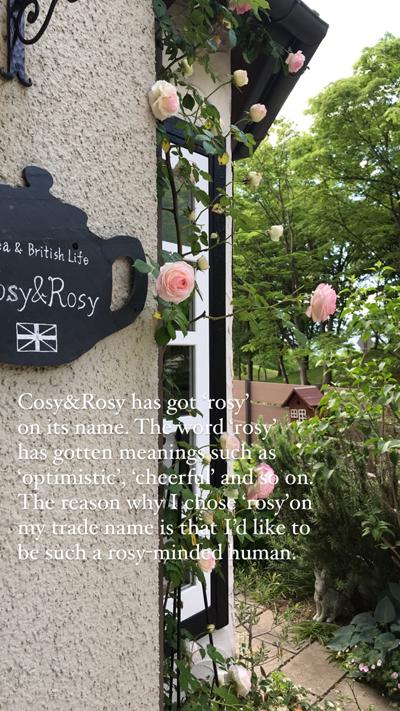 Rosy...とは