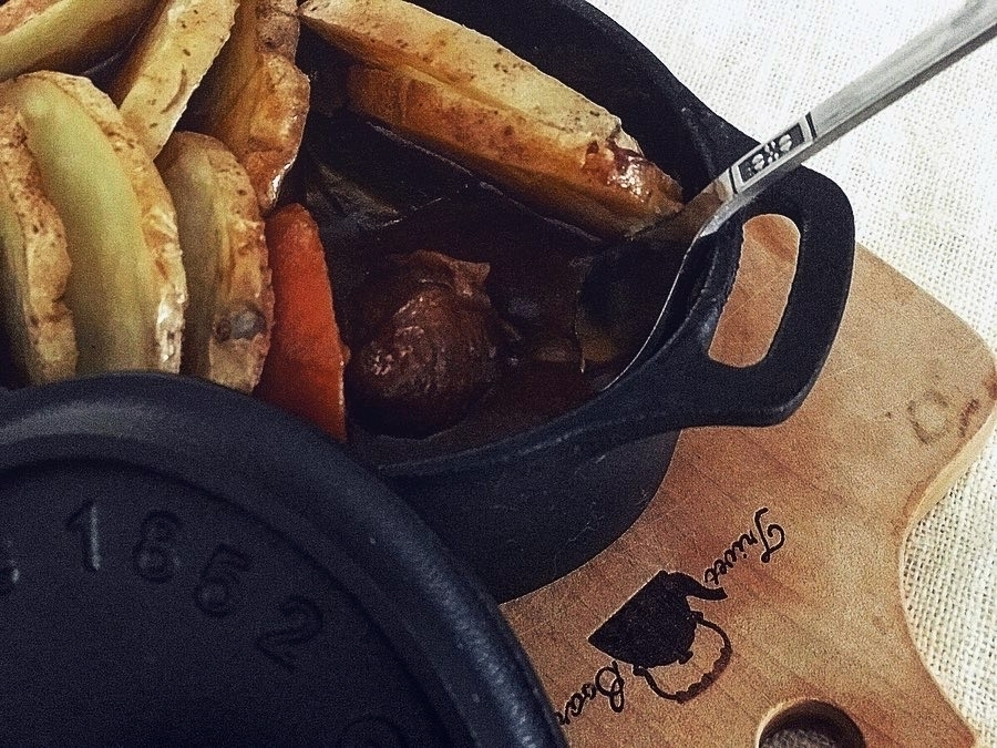 ランカシャーホットポット 英国料理