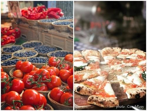 英国オックスフォード Glocester Green Market
