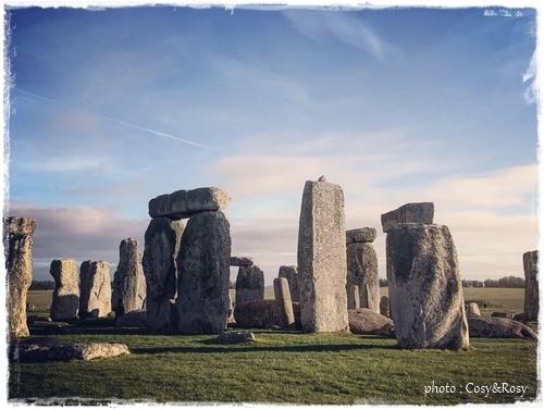 英国の世界遺産 ストーンヘンジ (Stonehenge)
